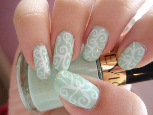 awesome nail art - nails-nail-art Wallpaper