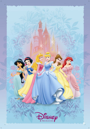 classic disney wallpaper probably with anime titled disney princesses