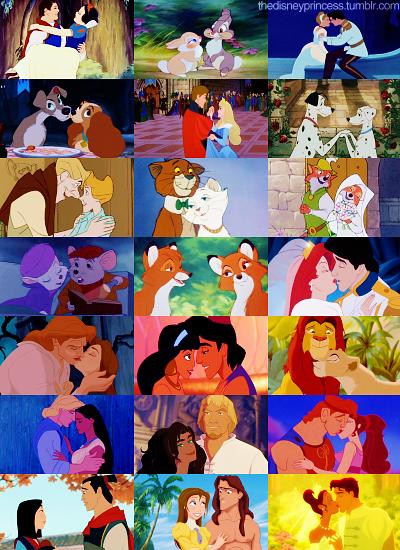 Disney Couples images ...