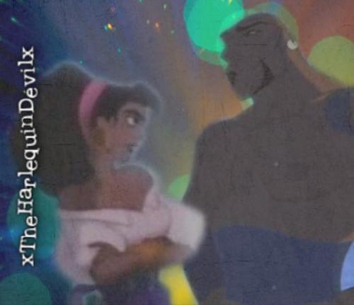 esmeralda and cale