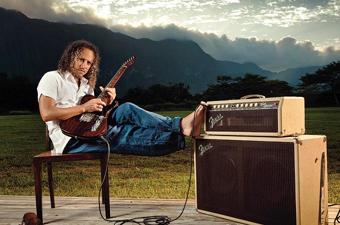 Hammett Kirk Hammett Photo 23760111 Fanpop
