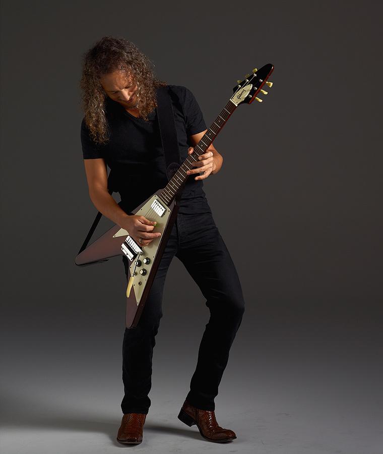 Hammett Kirk Hammett Photo 23760117 Fanpop