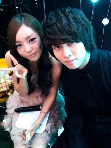 hara and heechul
