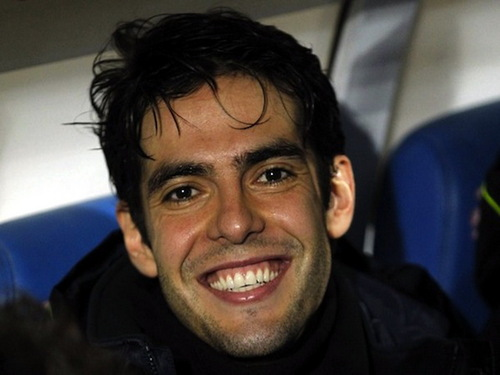 Ricardo Kaka wallpaper titled kaka's wallpaper