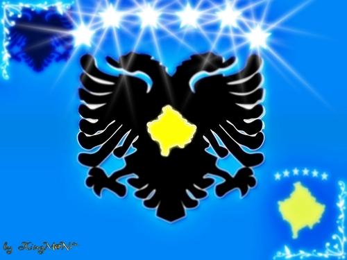 kosovo - アルバニア