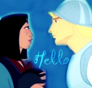 mulan and jonh smith