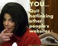 quit - michael-jackson photo