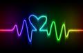 arc en ciel heartbeat
