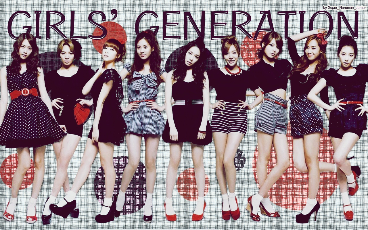 Snsd - Wallpaper