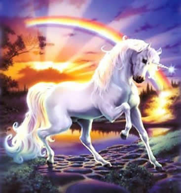 unicorn! love unicorns:D - fantasy Photo