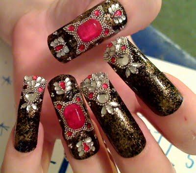 wao,nails