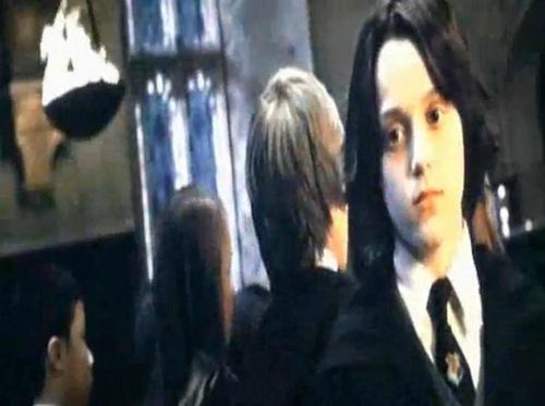 young Severus