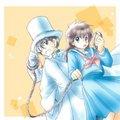 ♥ Aoko & Kaito ♥