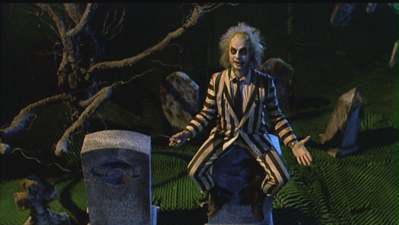 a evaluation of the 1988 tim burtons film in the us 8 cult tim burton films beetlejuice (1988) tim burton's second feature film (after  the 1985 flick pee-wee's big adventure) was a black comedy.