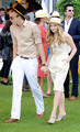  Chloe Moretz: The Veuve Clicquot Gold Cup Final