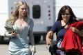 &quot;Red Riding Hood&quot; Cast on Set - red-riding-hood photo