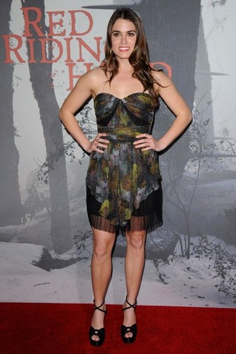 """""""Red Riding Hood"""" Premiere"""