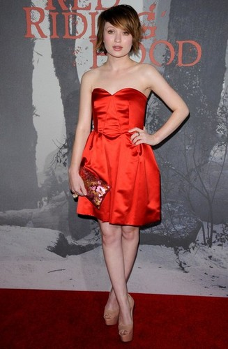 """Red Riding Hood"" Premiere"