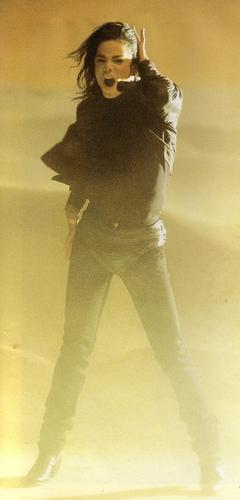 ''dangerous'' Michael