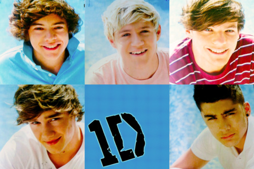 One Direction wallpaper possibly containing a portrait called 1D = Heartthrobs (I Ave Enternal Love 4 1D & Always Will) 1D In Top Of Pops Mag! 100% Real ♥