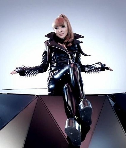 2NE1 I AM THE BEST JAPANESE VERISON sa pamamagitan ng CLDE2NE1 AND PARKBOOMDE2NE1