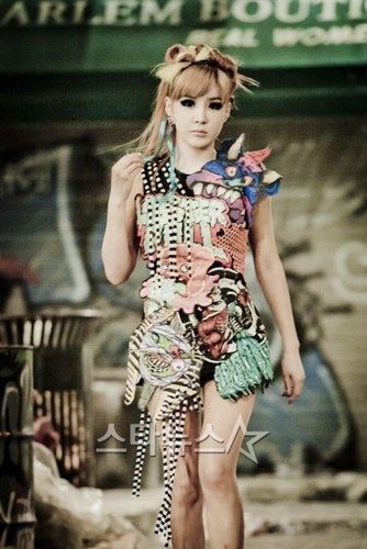 2NE1 concept pics