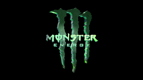 3D Monster Energy  - monster-energy-drink Wallpaper