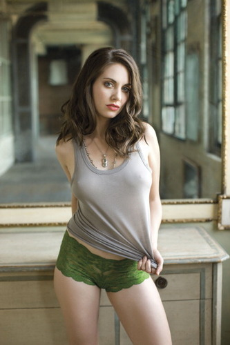 ScarletWitch wallpaper probably with bare legs, tights, and a leotard titled Alison Brie