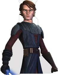 étoile, étoile, star Wars: Clone Wars fond d'écran probably containing a surcoat, surcot titled Anakin Skywalker