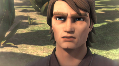 Clone wars Anakin skywalker kertas dinding called Anakin
