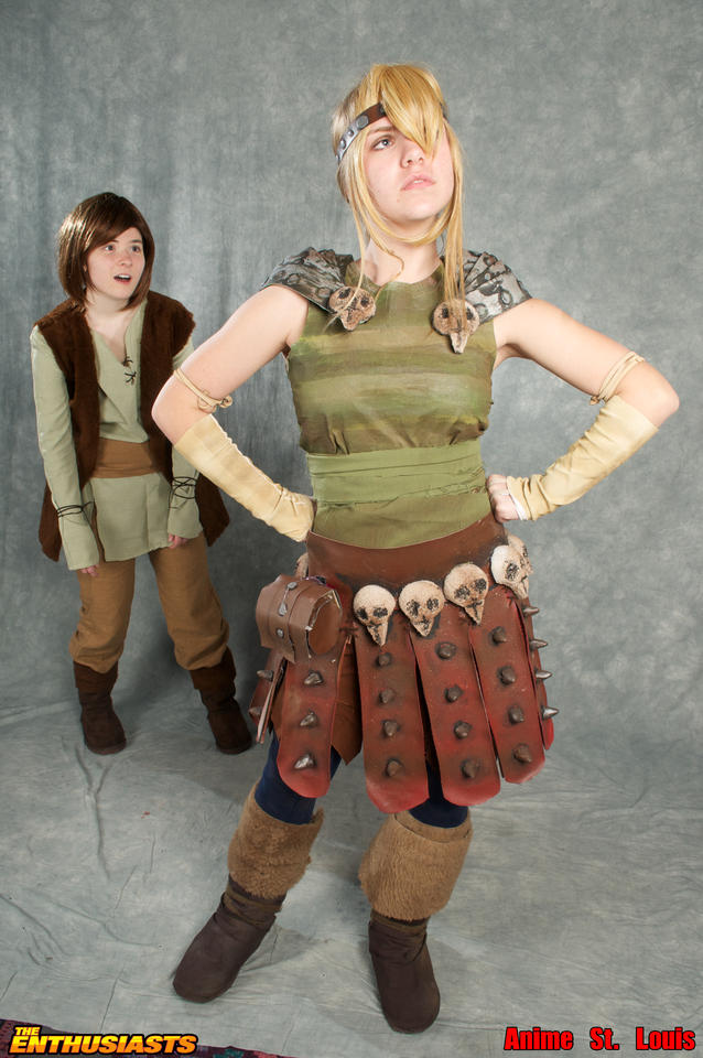 How To Train Your Dragon Costume Astrid