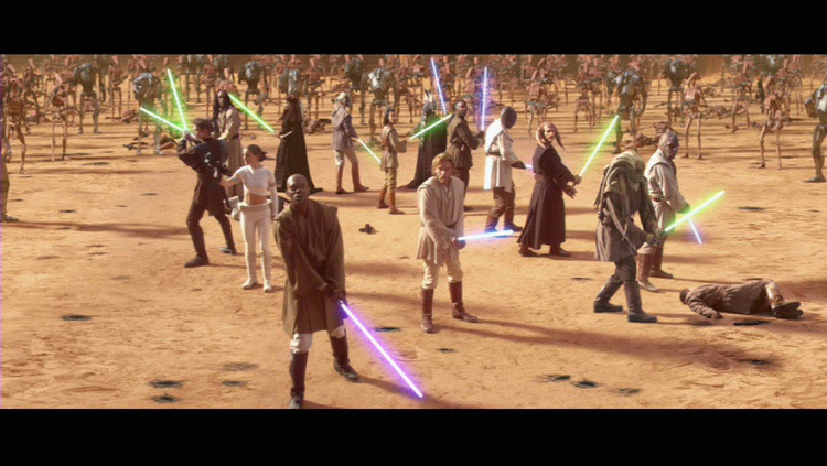 Jedi Couples Images Attack Of The Clones Wallpaper And Background