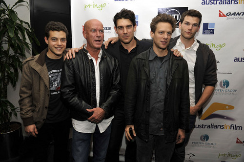 """Australians In Film Screening Of HBO's """"The Pacific"""""""