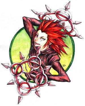 Axel anime 2