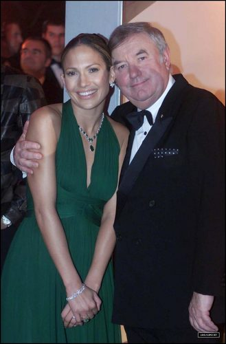 Backstage at the Dominion Theatre - Royal Variety 21 Nov 2001