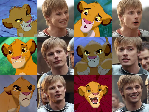 Be Amused By Prince Arthur's Facial Expressions день