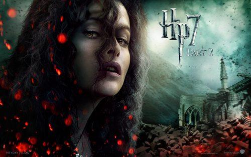 Bellatix Lestrange : HP 7 p2