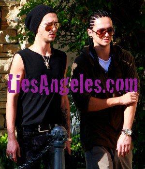 Bill & Tom En L.A.