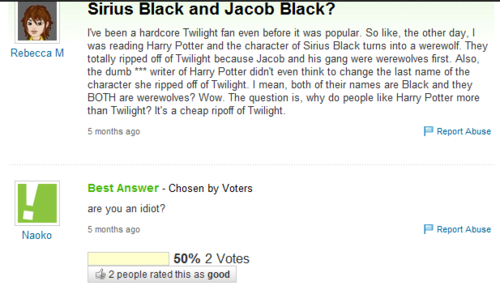 Black vs Black