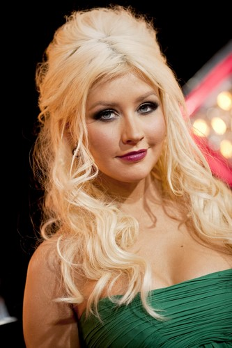 Christina Aguilera wallpaper with a portrait entitled Burlesque LA Premiere 15 11 2010