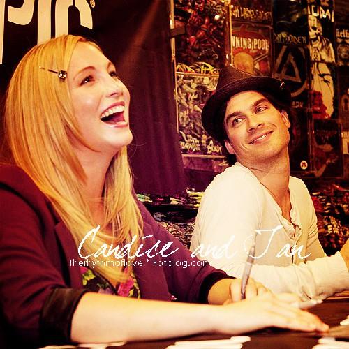 Candice & Ian