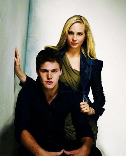 Candice and Zach.