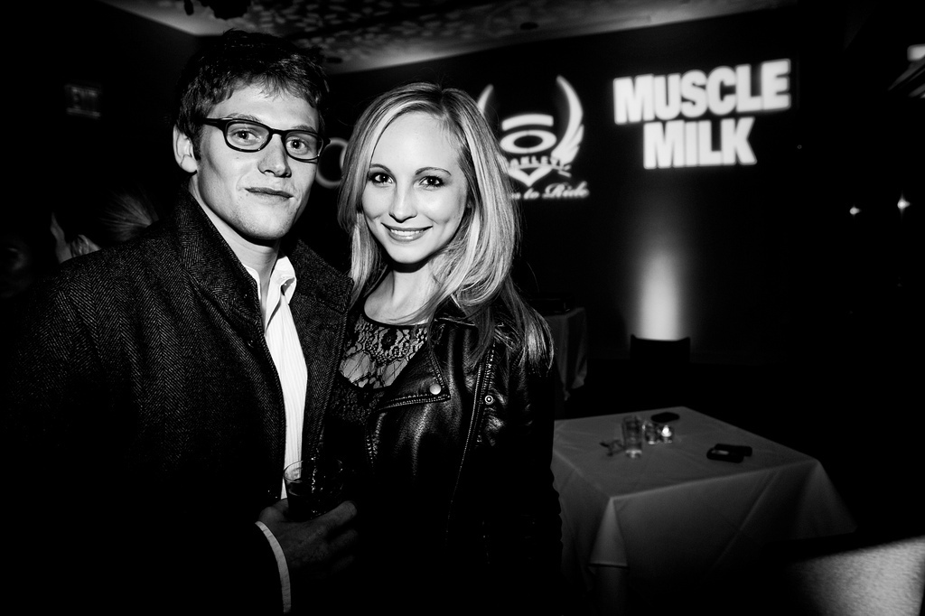 Candice Accola and Zach Roerig images Candice and Zach. HD ...