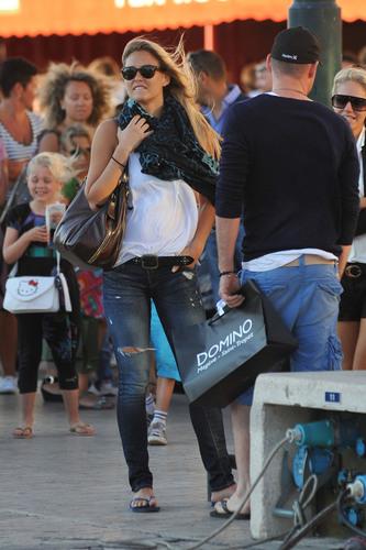 Candids In Saint-Tropez 19 07 2011