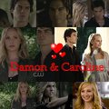 Caroline & Damon - damon-and-caroline photo