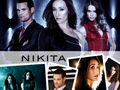 Cast Nikita - nikita wallpaper