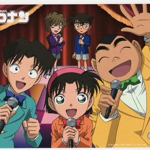 Conan and the Detective Boys