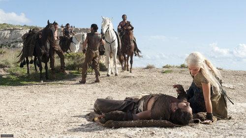 Daenerys & Drogo