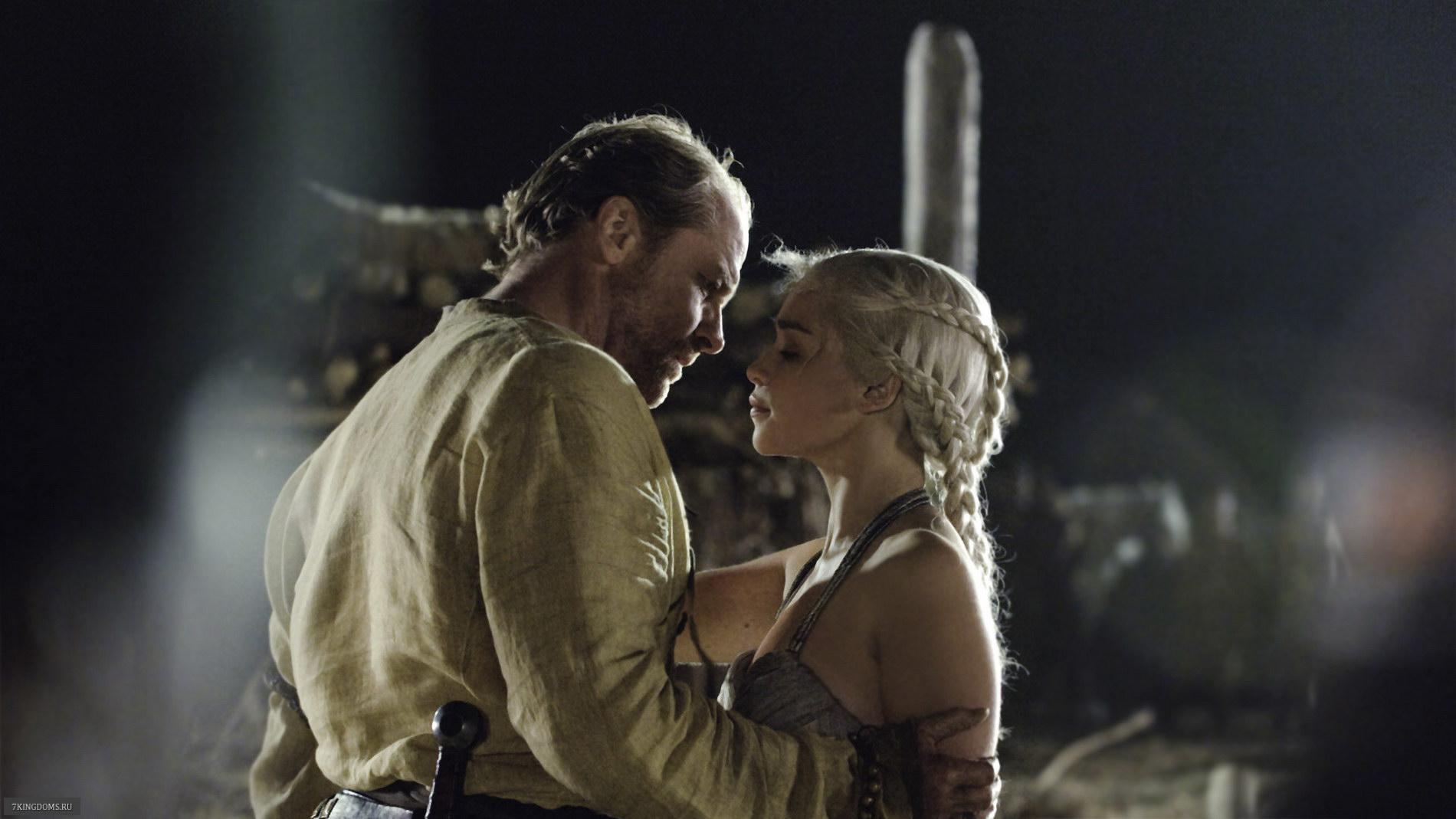 Daenerys & Jorah - Daenerys Targaryen Photo (23814723) - Fanpop