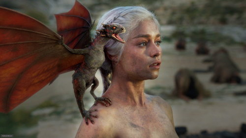 Daenerys Targaryen wallpaper entitled Daenerys Targaryen